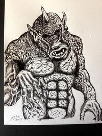Cyclops - xTKCx  artworks