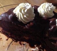 鉄板☆チョコケーキ - アウトローにローマ