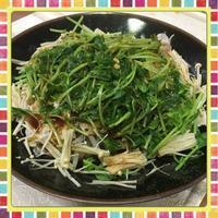 kajuダレでいただく、もやし・豆苗・豚肉のヘルシー蒸し煮(レシピ付) - kajuの■今日のお料理・簡単レシピ■