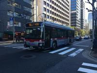 東急バス(東京駅丸の内南口←→等々力操車所) - 日本毛細血管