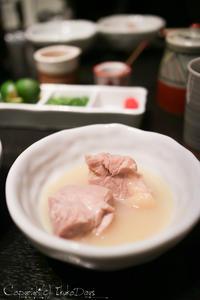 水炊きの白濁スープが絶品 : 『鍋井』 恵比寿 - IkukoDays