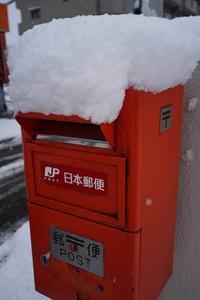大雪の日の記録 - ずんどこどっこいしょ