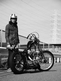 白鳥 晴士 & RIGID EVO(2016.10.23) - 君はバイクに乗るだろう