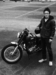 小林 弘幸 & YAMAHA XS650SP(2016.10.01) - 君はバイクに乗るだろう