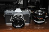 キヤノン FL 28mmF3.5 1966年製で - nakajima akira's photobook