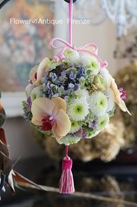 *手毬ブーケ♪* - Flower Firenze