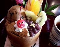 和パフェ - お昼ごはんはパフェ