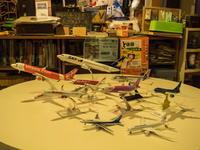 今年の目標は・・「航空マニアになりたい?」 - 十勝・中札内村「森の中の日記」~café&宿カンタベリー~