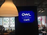"OWL Cafe' ☆ National Gallery Singapore(※2017年5月現在はクローズしています) - Singaporeグルメ☆"" Ⅱ"