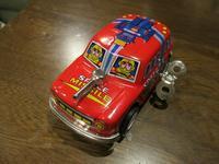 1月27日(金)・・・ブリキのおもちゃ - ある喫茶店主の気ままな日記。