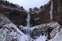 奥日光特別撮影会~雪と氷の華厳の滝、中禅寺湖、竜頭の滝、湯ノ湖~ - 日々の贈り物(私の宇都宮生活)