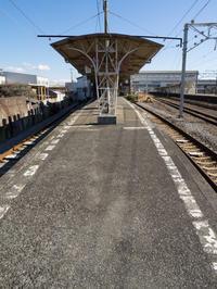 岳南鉄道その3吉原駅3 - ブリキの箱