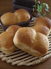 ちぎりパン - ローズマリーの庭