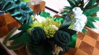 Green Rose & White Rose - 私らしく輝いて*  毎日が Ribbon Days *
