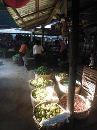 ニャンウー市場 - アジアⅩのブログ