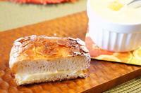 バタークリームの作り方*アングレーズソース編* -  川崎市のお料理教室 *おいしい table*        家庭で簡単おもてなし♪