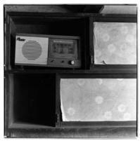 年代物のラジオ - 萩原義弘のすかぶら写真日記