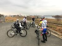 1.29 土手練 #1 - digdugの自転車日記