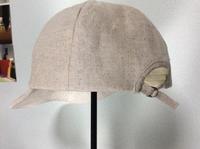 サイズ調整 - 帽子工房 布布