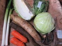 今週の野菜セット1月4週目 - まるみど農園のあれこれ日記