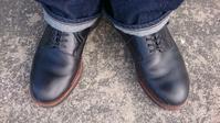久しぶりに履きました。 - DAKOTAのオーナー日記「ノリログ」
