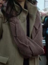 素敵なスヌード見つけました! - 毛糸の花束~ニットブログ~