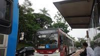 バスの中で感じたこと - ハチドリのブラジル・サンパウロ(時々日本)日記