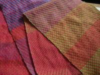 スウェーディッシュ、変化織り - テキスタイルスタジオ淑blog