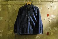 ~30's U.S. ARMY M-35 DENIM PULLOVER JACKET - 仙台古着屋shack-a-luck (シャカラック)