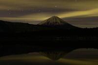 29年1月の富士(37)西湖の富士(写真部門) - 富士への散歩道 ~撮影記~