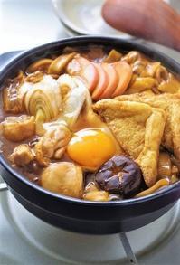 名古屋名物味噌煮込みきしめん - cafeごはん。ときどきおやつ