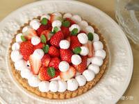 苺のタルト - 美味しい贈り物