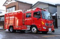 新潟県のどまんなかで文化財防火訓練 - 偽プリーストぶろぐ