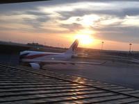 マレーシア航空のゴールデンラウンジに便乗しました。 - どこまでも便乗旅行記