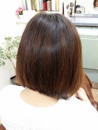 ヘアカラー - ヘアーサロンササキ(釜石市大町)のブログ