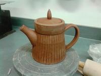 ティーポット - 陶芸の領域