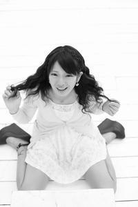 木村かすみちゃん54 - モノクロポートレート写真館