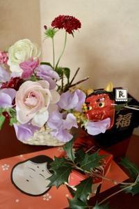 おうちにも飾ってます♪ - Bouquets_ryoko