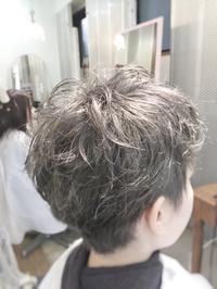 純度の高いシルバーヘア - 空便り 髪にやさしいヘアサロン 髪にやさしいヘアカラー くせ毛を愛せる唯一のサロン