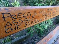 巨大なキツツキ (Sudtirol) - エミリアからの便り