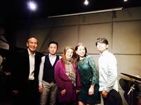 live終了 - お茶のこsai sai  (jazz vocal)