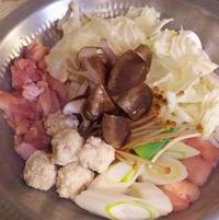 祝5周年♪「ひな鳥 そのだ」にて、お鍋を楽しむ♪@大井町 - ♪♪♪yuricoz cafe♪♪♪
