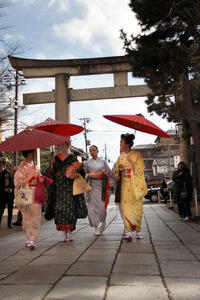 #EOS 祇園さんの節分祭 舞妓はん - 関西ウォーカー自遊人 Trial