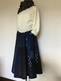 スカート「2」 - 「にゃん」の針しごと