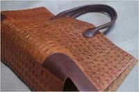 トートバッグ製作中 - 「lam」バッグ製作と日々のくらし・・・