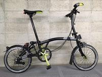 BROMPTON NEW YORK EDITION 入荷しました - THE CYCLE 通信