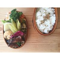 味噌漬け豚モモBENTO - Feeling Cuisine.com