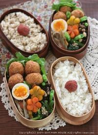 あ~勘違い(〃д〃;) ✿ bento&晩ご飯(๑¯﹃¯๑)♪ - **  mana's Kitchen **