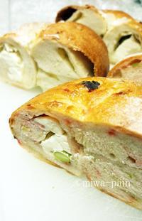teconaでたこ焼き的ベーグル発見?! - パンある日記(仮)@この世にパンがある限り。