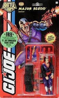 資料/バトル・コーの1994年のコブラ側トイ - The Pit
